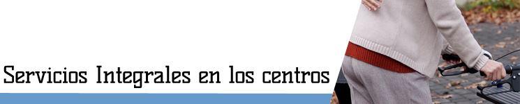 servicios integrales en los centros